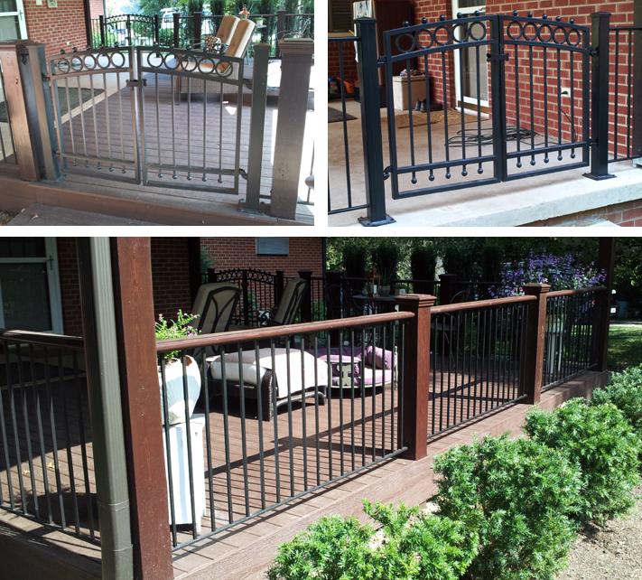Custom Steel Gates and Railings | BradGreenwoodDesigns.com