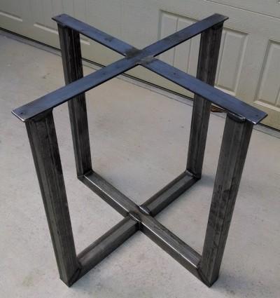 Custom Table Base:BradGreenwoodDesigns.com
